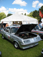 Thruxton Firenza VLF 954M at Billing 2007