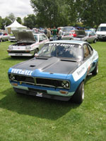 Thames TV Firenza and Chevette HSR at Billing 2006